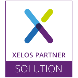XELOS Solution Partner Logo